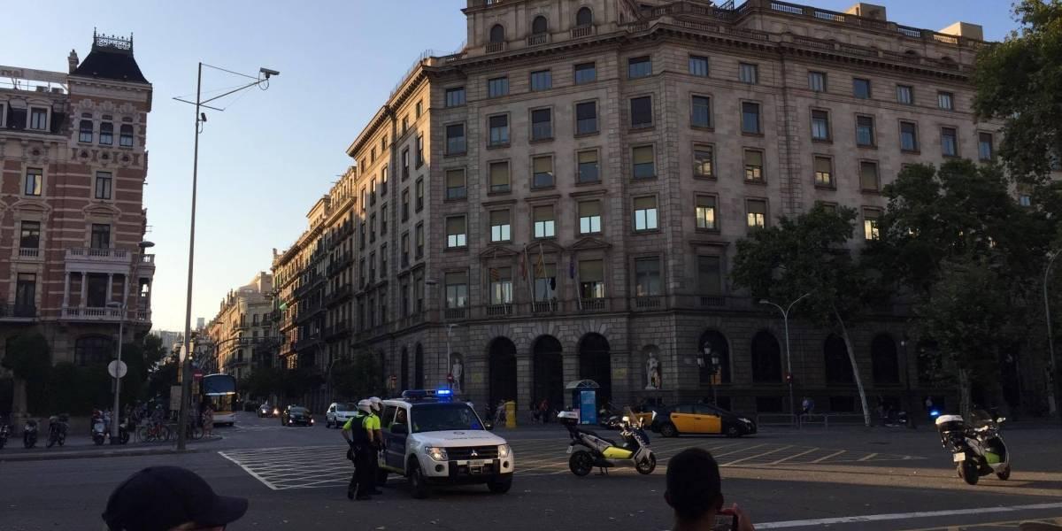 Comparten fotos del presunto autor del atentado en Barcelona