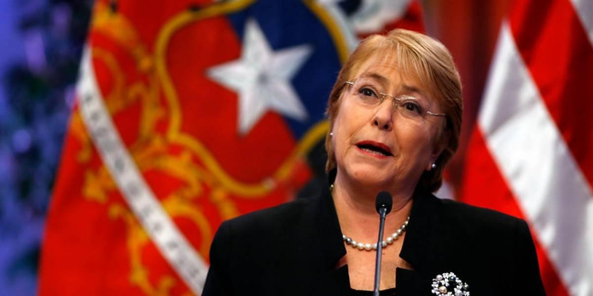 """Bachelet: """"Lo hemos hecho mucho mejor que el Gobierno de Sebastián Piñera"""""""