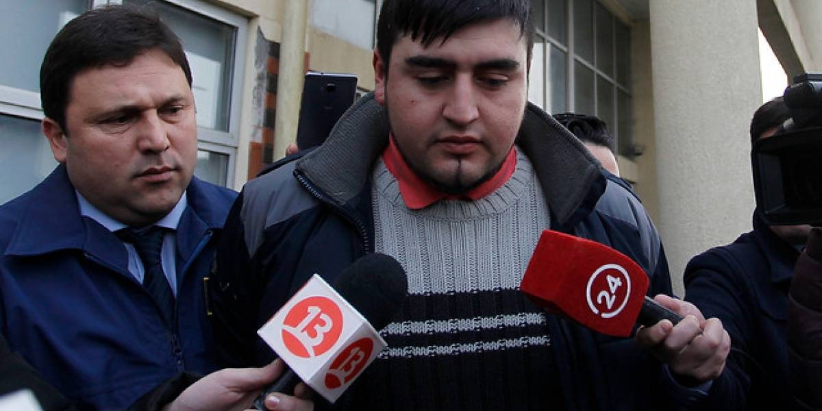 Confirman violación a joven recepcionista en Lota: asesino arriesga presidio perpetuo
