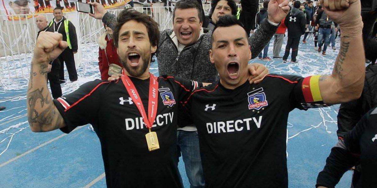 """Guede visa posible nominación de Paredes y Valdivia a la Roja: """"Si los convocan, me parece bien"""""""