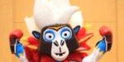 Baqui, el tití cabeciblanco que simbolizará los Juegos Barranquilla