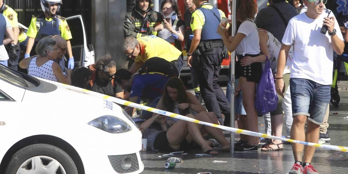 Al menos ocho ataques con multitudes arrolladas en poco más de un año