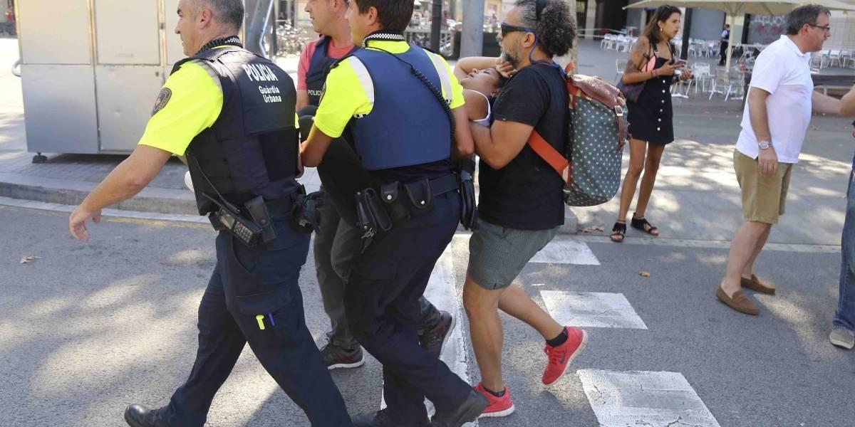 Ultiman sospechoso de ataque en Barcelona