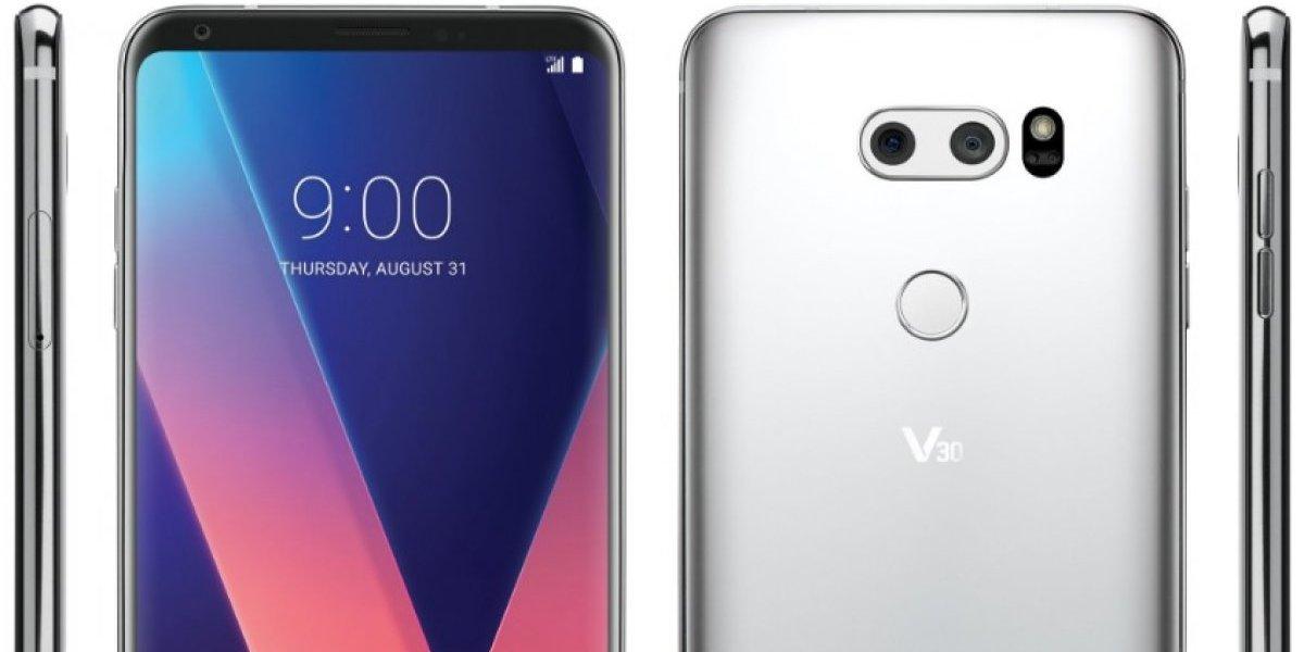 Imágenes filtradas muestran el diseño final del LG V30