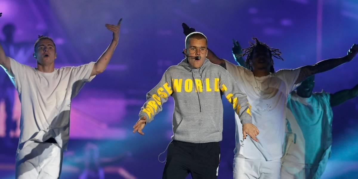 Novia de Justin Bieber sería una actriz colombiana