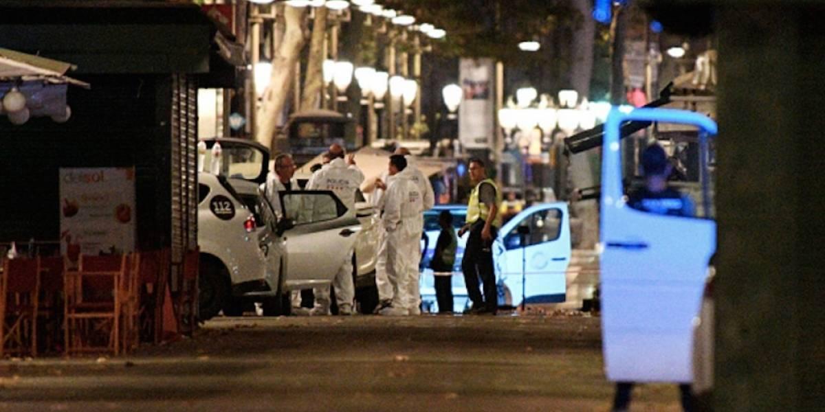 CIA avisó con anticipación sobre riesgo de atentado en Barcelona