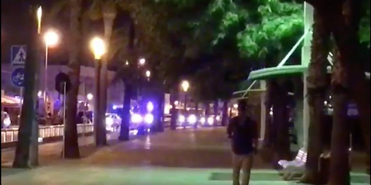 Atentado en Barcelona fue ejecutado por un solo terrorista