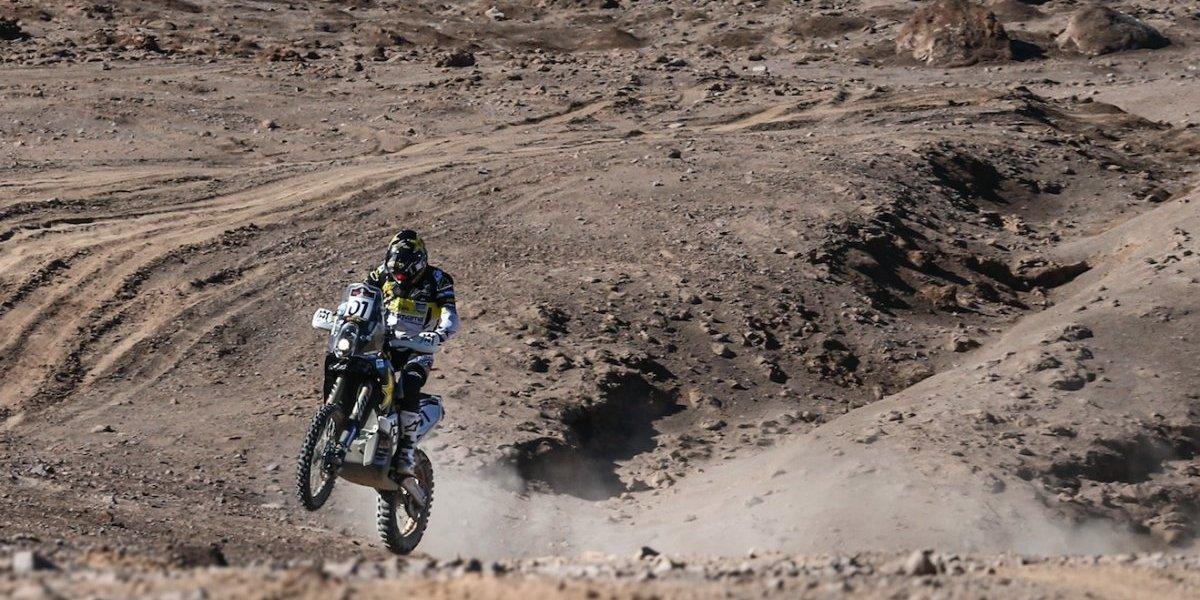 Quintanilla pierde la punta del Atacama Rally a sólo una etapa del final
