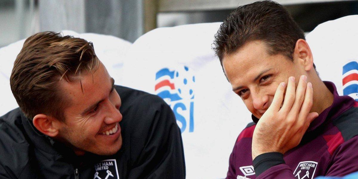 West Ham prepara estrategia para que fans conozcan más de 'Chicharito'