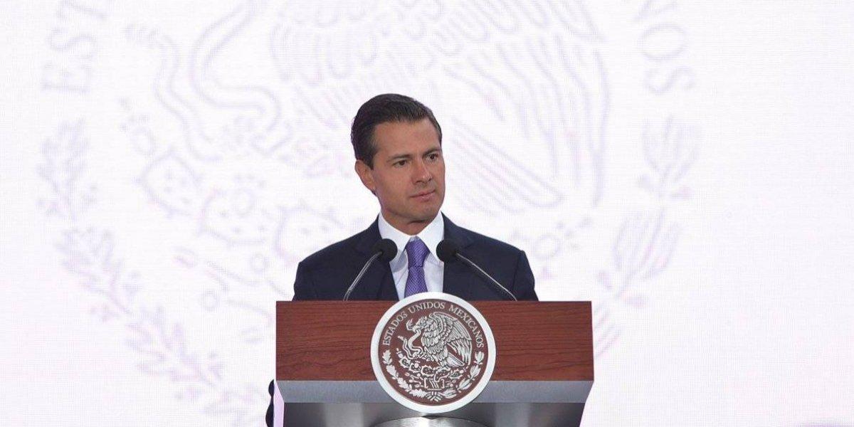 Peña Nieto condena atentado terrorista en Barcelona