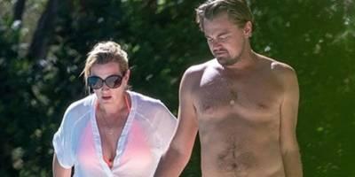 Leonardo DiCaprio e Kate Winslet estão namorado, diz revista; veja flagra