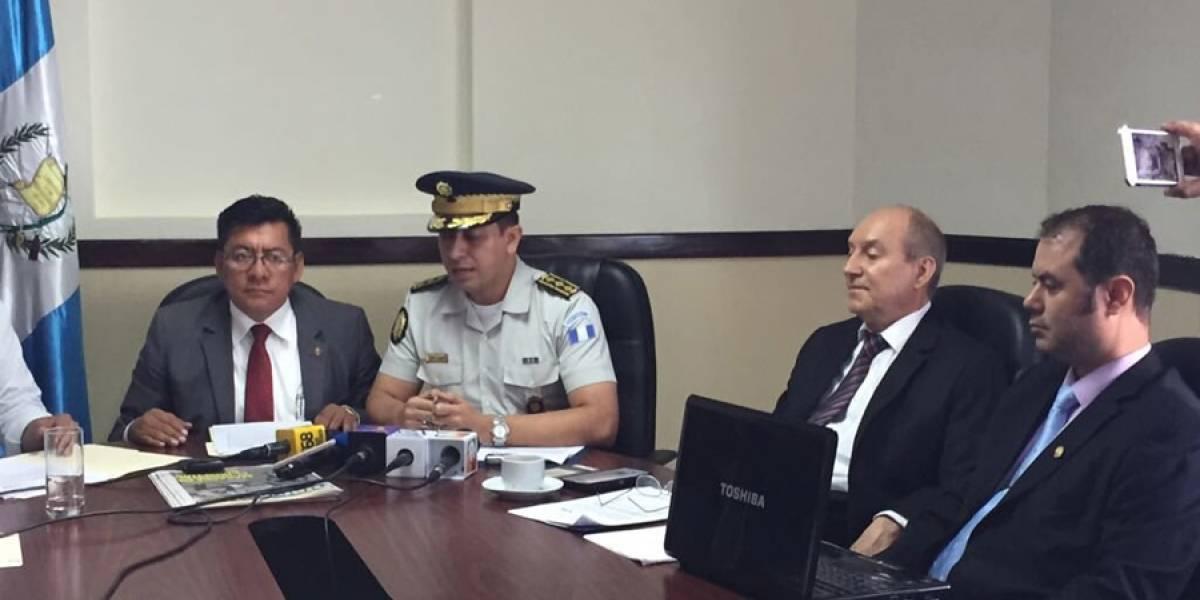Diputado anuncia marcha para solicitar reactivación de pena de muerte