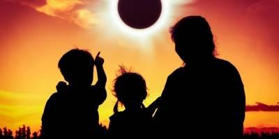 La mejor hora para ver el eclipse en Puebla