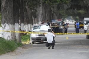 Enfrentamiento en Chimaltenango