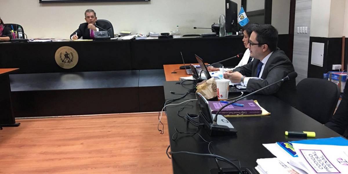 Fiscal Sandoval pide enviar a sindicados de La Línea a juicio