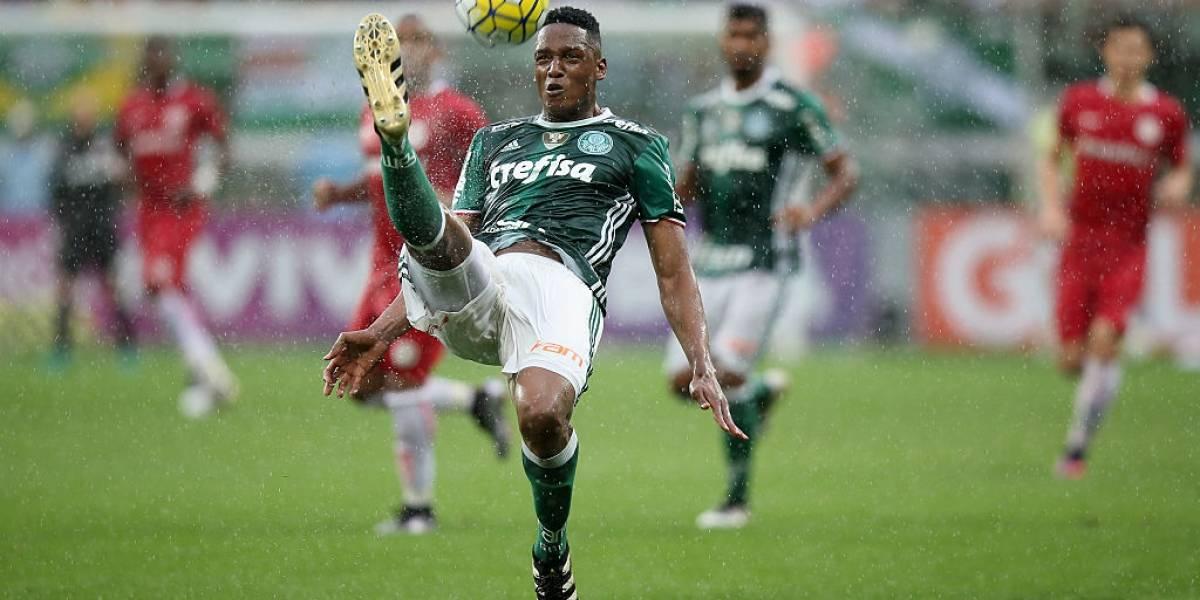 Barcelona se prepara para adelantar la opción de compra de Yerry Mina