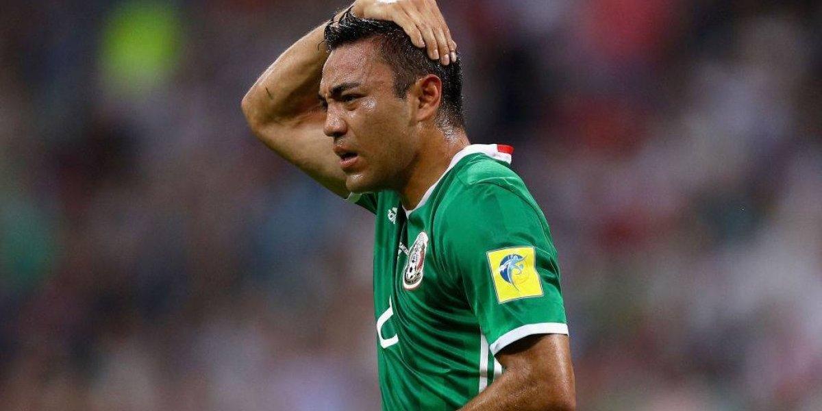 OFICIAL: Marco Fabián será baja todo lo que resta del 2017