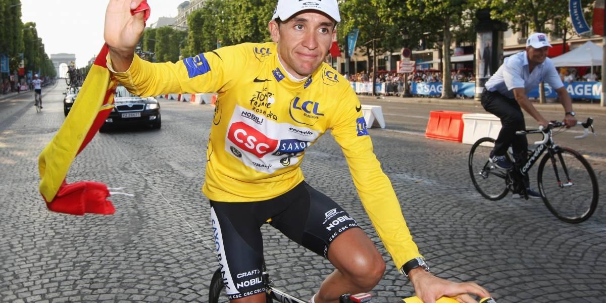 """Carlos Sastre: """"El ciclismo colombiano goza de mucha salud"""""""