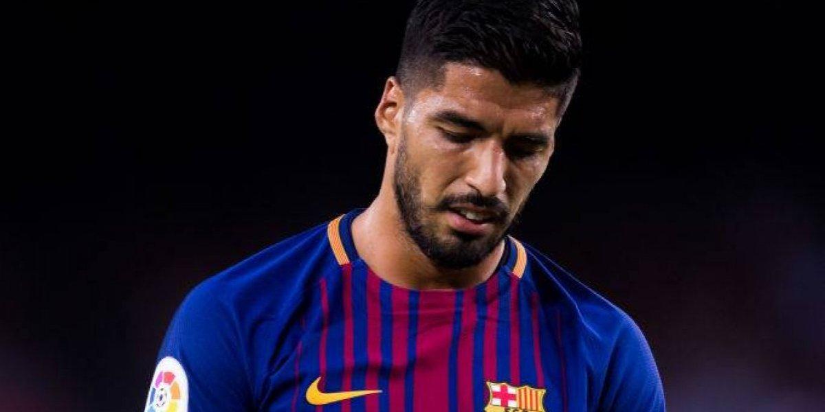 Luis Suárez, al menos un mes de baja por lesión y no estará ante Argentina y Paraguay