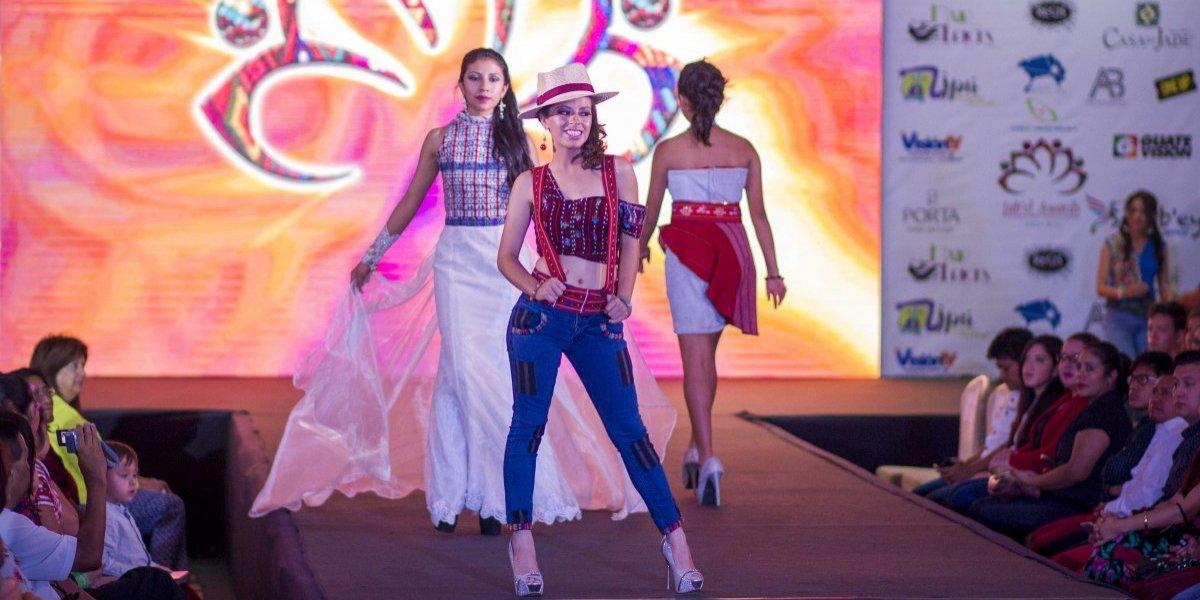 """""""Jab'el Fashion Awards 2017"""", la moda y cultura se combinan en un show con historia"""