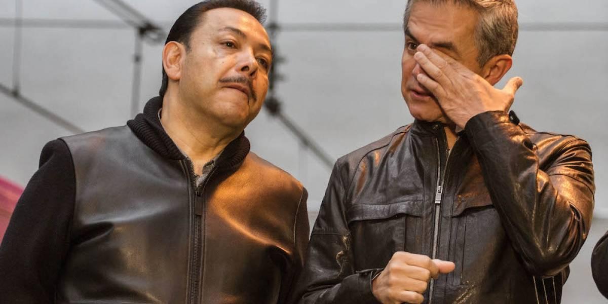 #Confidencial Héctor Serrano alista su salida de Semovi
