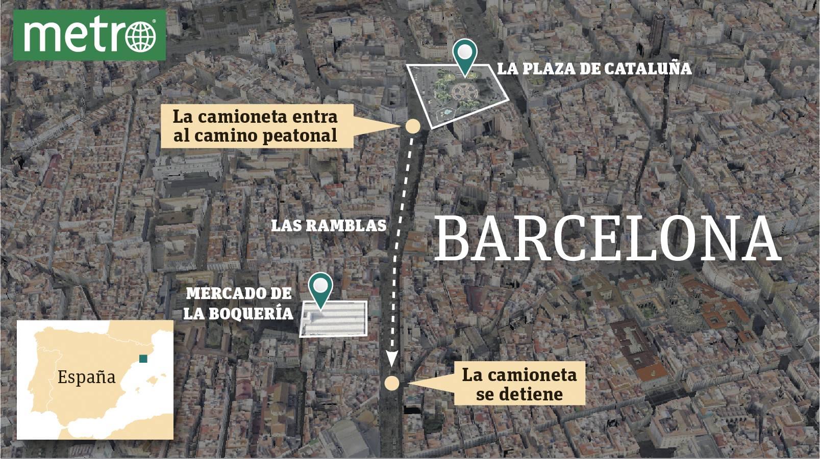 Metro Infografía