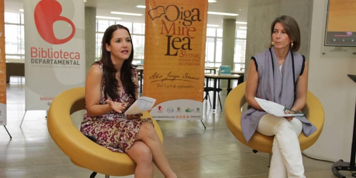 Prográmese para nueve días de literatura con Oiga, Mire, Lea