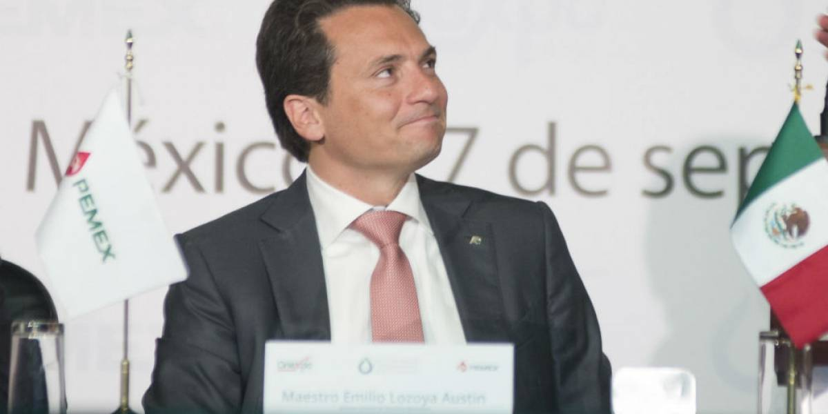 Emilio Lozoya comparece este jueves por caso Odebrecht