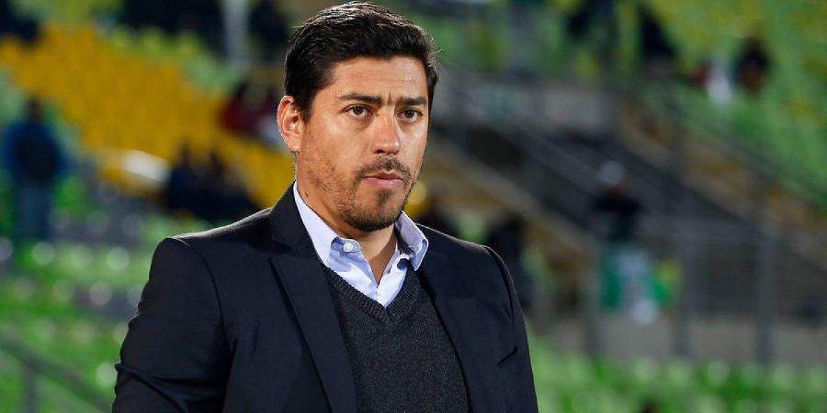 Nicolás Córdova no podrá dirigir a Wanderers ante la UC