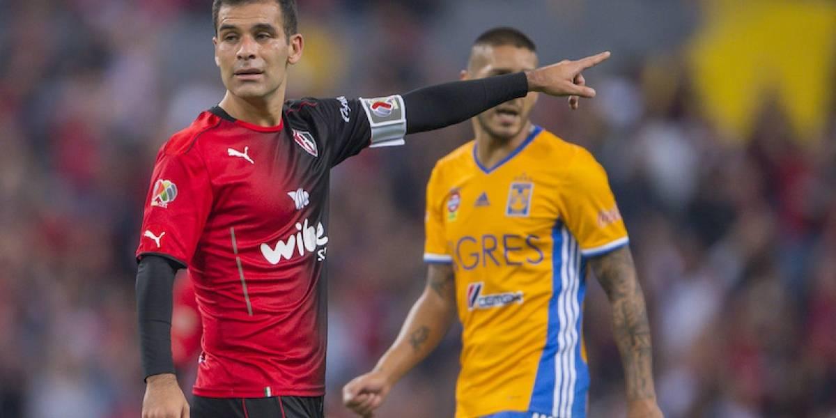 Abogado informa que no hay fecha para el regreso de Márquez al futbol