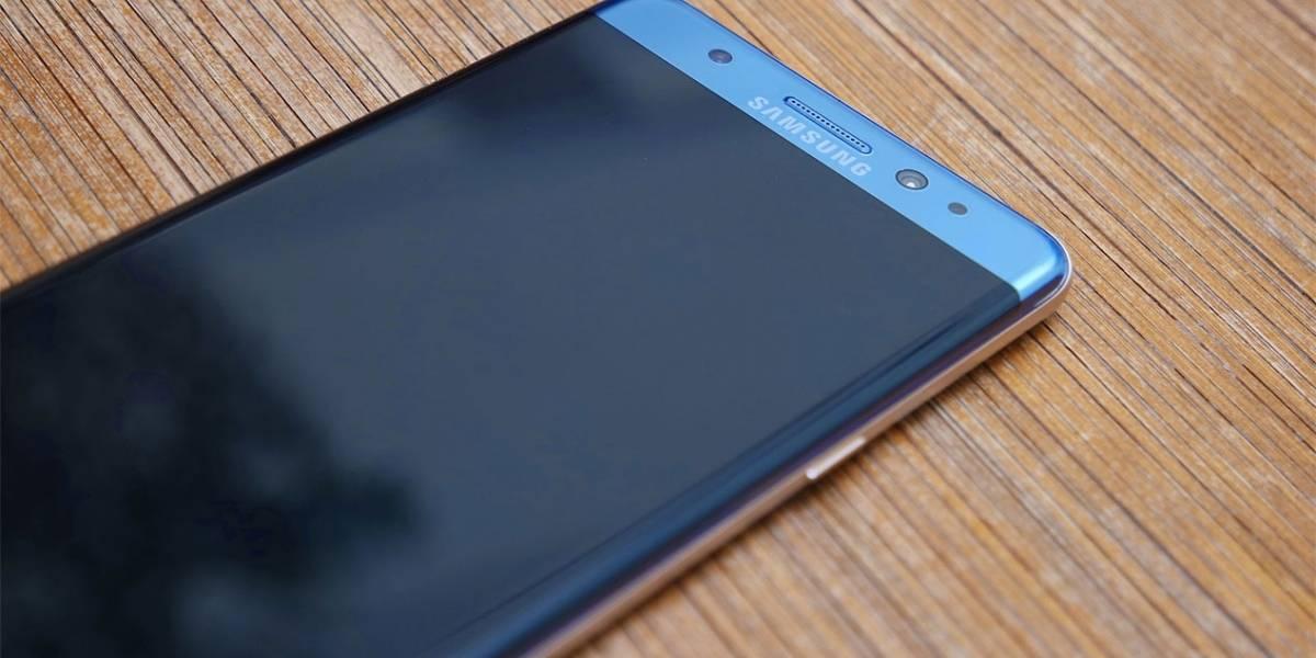 Se filtran todas las características del nuevo Galaxy Note 8