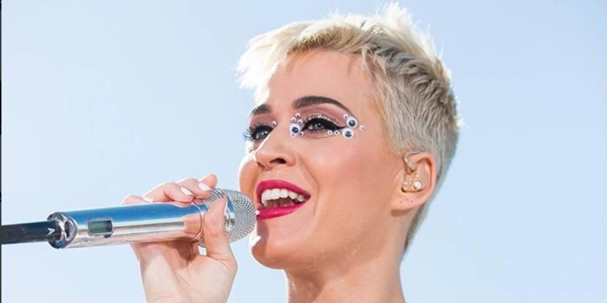 Katy Perry posterga inicio de gira por retraso de producción