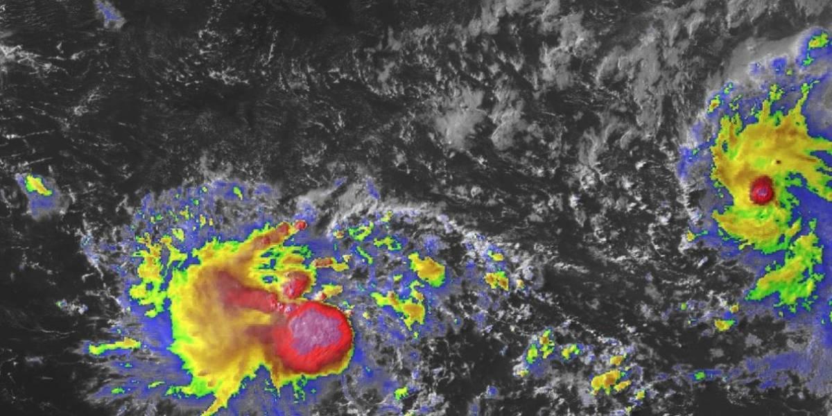 Tormenta tropical Harvey se dirige al este del Caribe