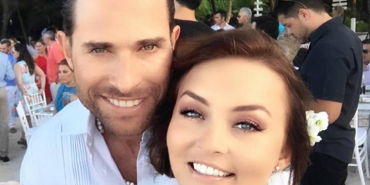 Sebastián Rulli confiesa cómo enamorar a Angelique Boyer cada día