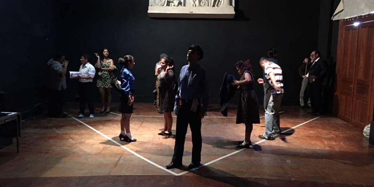 Chantaje: La obra de Asturias que se presenta por primera vez en Guatemala
