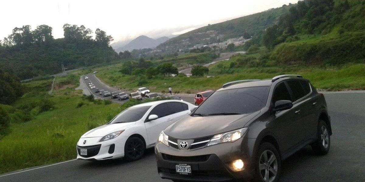 Tránsito complicado en varios puntos por socavamiento en Boca del Monte