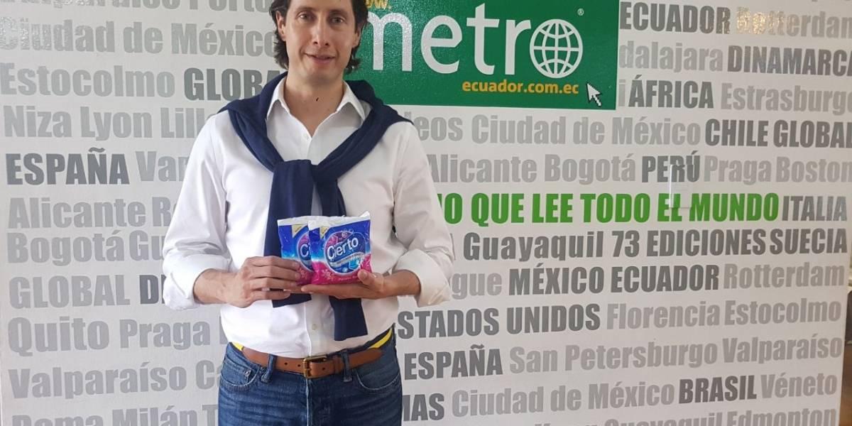 Jabonería Wilson lanza nuevo detergente Cierto Polvo