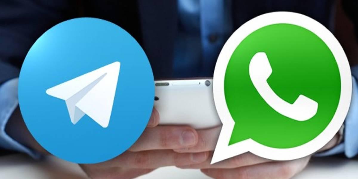 WhatsApp y Telegram,  ¿cuál se adapta mejor a cada necesidad?