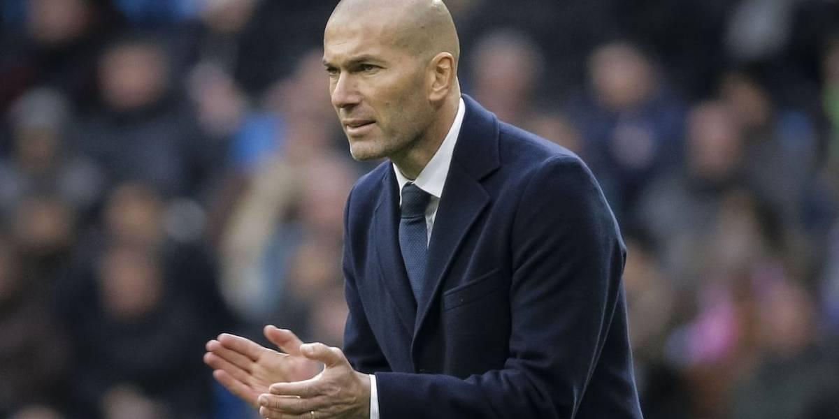 Zidane, entre los nominados a mejor técnico del año de la FIFA