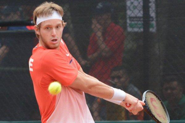 Los tenistas chilenos ya tienen rivales para la qualy del US Open