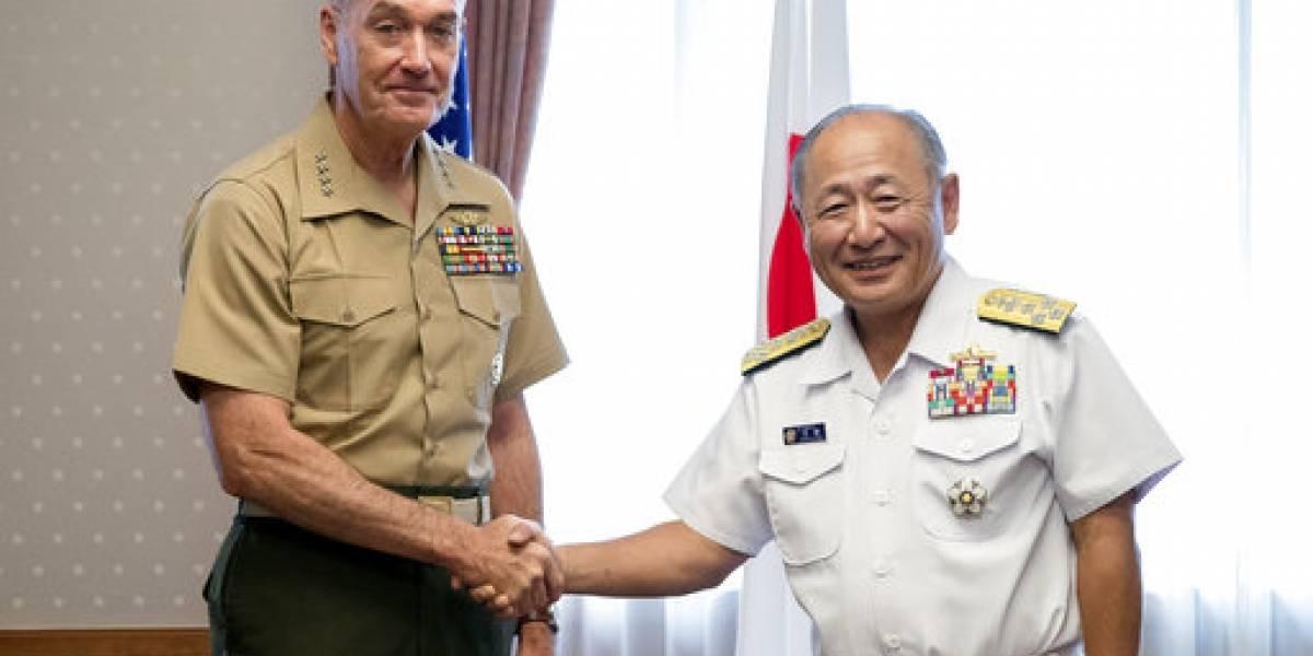 General estadounidense promete defender a Japón de ataque norcoreano