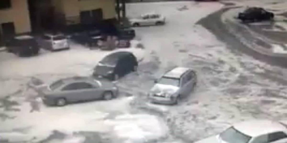 Activan Alerta Amarilla por tormenta al Sur y Oriente de la CDMX