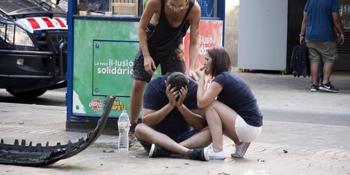 """""""Providencial"""" accidente evitó una tragedia mayor: así era el sanguinario plan original de autores del atentado en Barcelona"""