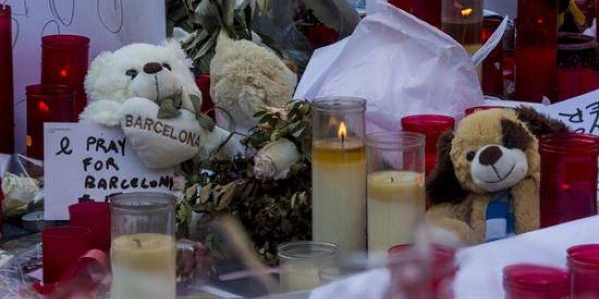 Niño de 3 años es la víctima fatal más joven del atentado en Barcelona