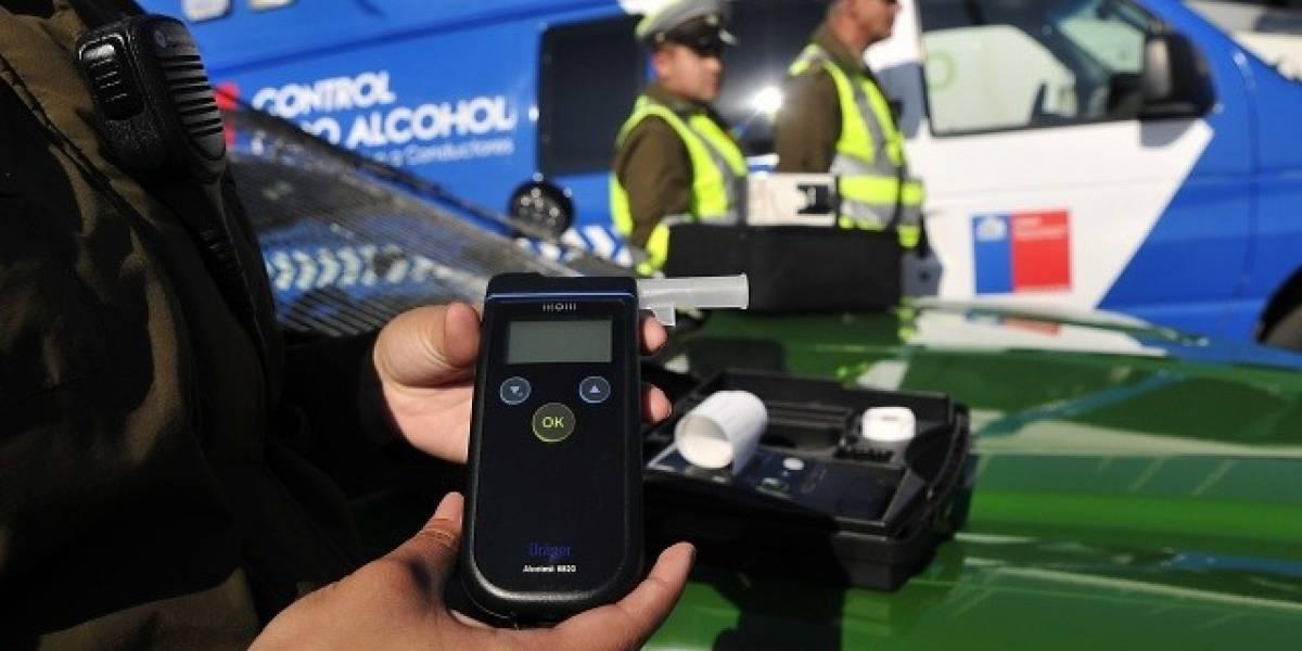 Samsung patenta un alcohotest integrado para dispositivos móviles