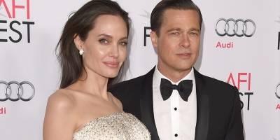 Jolie e Pitt são condenados a indenizar decoradora