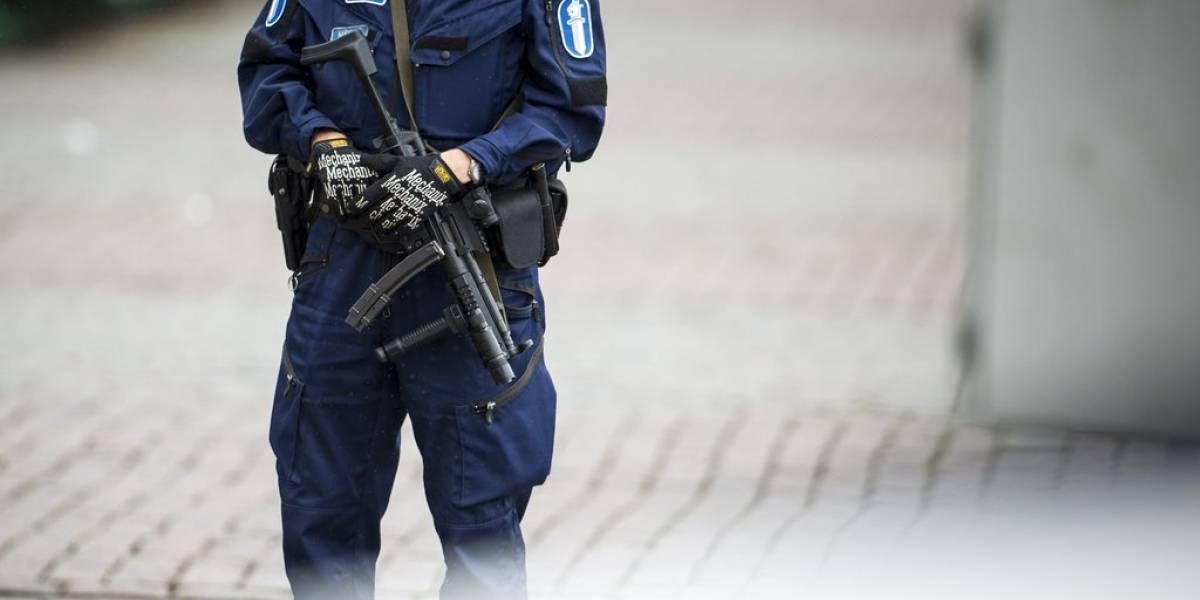 Reportan dos muertos y seis heridos por ataque en Finlandia