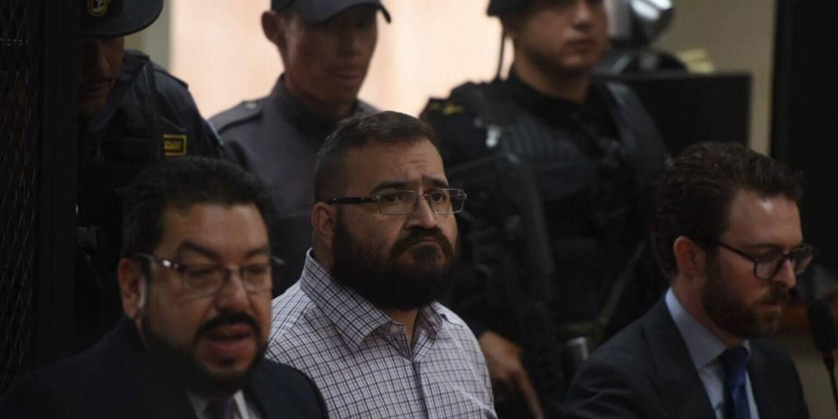 Javier Duarte, exgobernador de Veracruz, inicia una huelga de hambre
