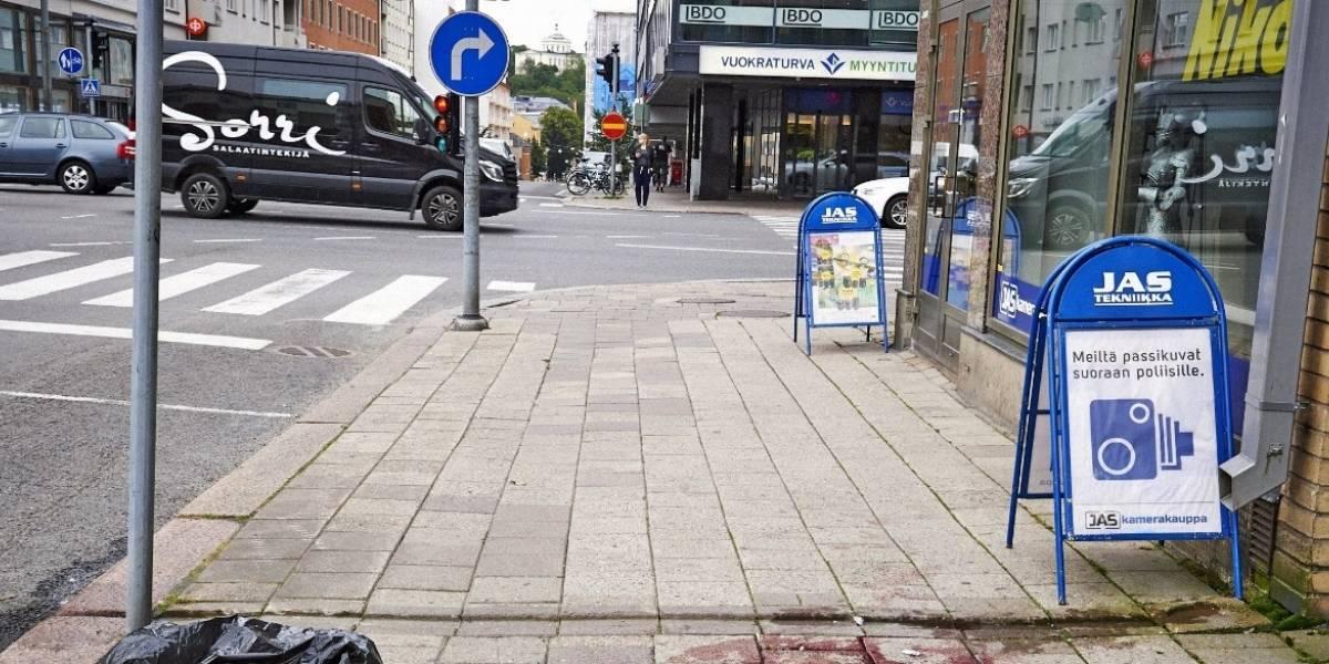 Dos víctimas mortales en el ataque con cuchillo de Finlandia