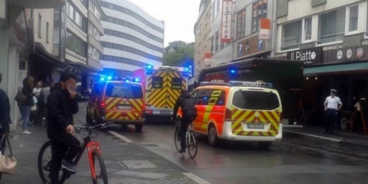 Los ataques llegan hasta Alemania: un hombre muere apuñalado y otro estaría herido